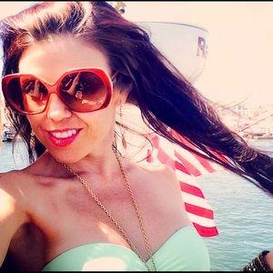Retro Sunglasses ❤️ Flyvacious FlyGirls 3 Colors